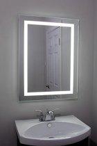 Зеркало Turister прямоугольное 90*50 см с передней LED подсветкой (ZPK9050) - изображение 3