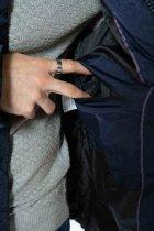 Куртка мужская Time of Style 157P1737 48 Чернильный - изображение 7