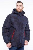 Куртка однотонная Time of Style 191P98854 M Чернильный - изображение 3