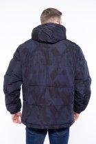 Куртка однотонная Time of Style 191P98854 M Чернильный - изображение 5