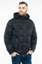 Куртка Time of Style 157P12133 48 Черный - изображение 1