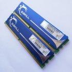 Комплект оперативной памяти G.Skill DDR2 4Gb KIT of 2 800MHz PC2 6400U CL5 (F2-6400CL5D-4GBPQ) Б/У - изображение 3