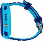 Годинникофон Edelin Дитячі смарт-годинник LBS Розумні годинник з вологозахист IP67 Blue - зображення 4
