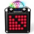 Портативна акустика з диско-кулею iDance Disco Cube BC100L, 50W - зображення 1