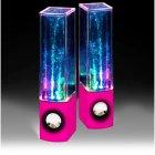 Светодиодная музыкальная колонка фонтан Water Dance Speakers T_AY28452 - изображение 2
