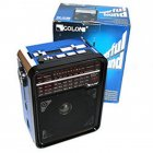 Радіоприймач Golon RX-9133 SD/USB з ліхтарем - зображення 9