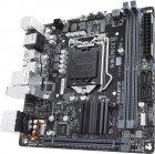 Материнська плата Gigabyte B360N Wi-Fi (s1151, Intel B360, PCI-Ex16) - зображення 3