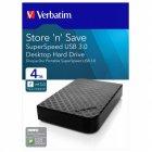 """Внешний жесткий диск Verbatim Store 'n' Save 4Tb 3.5"""" USB 3.0 (47685) - изображение 2"""