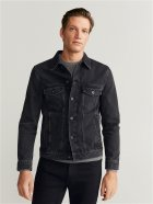 Куртка мужская джинсовая DALLAS JEANS Размер: M (RU 46-48) Cтрейч - изображение 1