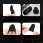 Напальчники Fly Touch игровые для смартфона серые - изображение 3