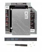 """Твердотільний накопичувальний (жорсткий) диск DM F500 2.5"""" SATA III 240GB (DMF500/240G) в комплекті з адаптером DM 9.5 мм (DW095S) для ноутбука (770008588) - зображення 2"""