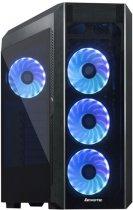 Корпус Chieftec Gaming Scorpion III Tempered Glass Edition (GL-03B-OP) - зображення 3