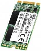Transcend SSD MTS430S 128GB M.2 SATA III 3D NAND TLC (TS128GMTS430S) - зображення 2