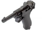 Пневматичний пістолет KWC P-08 Luger Parabellum KMB-41 DHN Blowback - зображення 3