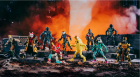 Велика Колекція Фігурок Фортнайт 10 шт Fortnite The Chapter 1 Collection Jazwares FNT0465 - зображення 4