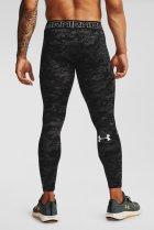 Мужские черные тайтсы UA Armour CG Print Leggings Under Armour MD 1360575-001 - изображение 4