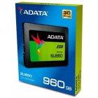 """Накопичувач SSD 2.5"""" 960GB ADATA (ASU650SS-960GT-R) - зображення 6"""
