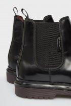 Мужские черные кожаные челси BEAUMONT Gant 45 21651005 - изображение 6
