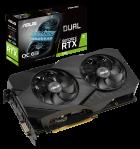 Asus PCI-Ex GeForce RTX 2060 Dual EVO OC Edition 6GB GDDR6 (192bit) (1365/14000) (DVI, 2 x HDMI, DisplayPort) (DUAL-RTX2060-O6G-EVO) - зображення 5