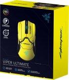 Мышь Razer Viper Ultimate Wireless & Mouse Dock Cyberpunk 2077 Edition (RZ01-03050500-R3M1) - изображение 8