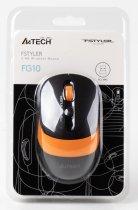 Мышь A4Tech FG10 Wireless Orange (4711421942256) - изображение 6