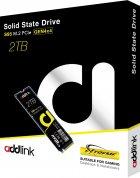 AddLink S95 2TB NVMe M.2 2280 PCIe 4.0 x4 3D NAND TLC (ad2TBS95M2P) - изображение 3