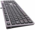 Клавіатура дротова A4Tech KV-300H USB (4711421846707) - зображення 3