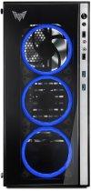 Корпус Crown CMC-GS10B 600 Вт Black (CMC-GS10B 600W PLUS) - зображення 4