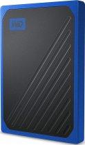 """Western Digital My Passport Go 500GB 2.5"""" USB 3.0 Blue (WDBMCG5000ABT-WESN) External - зображення 3"""