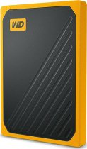 """Western Digital My Passport Go 500GB 2.5"""" USB 3.0 Yellow (WDBMCG5000AYT-WESN) External - зображення 3"""
