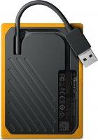 """Western Digital My Passport Go 1TB 2.5"""" USB 3.0 Yellow (WDBMCG0010BYT-WESN) External - зображення 7"""