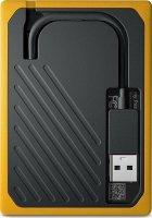 """Western Digital My Passport Go 500GB 2.5"""" USB 3.0 Yellow (WDBMCG5000AYT-WESN) External - зображення 8"""