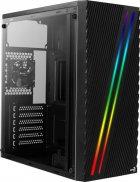 Корпус AEROCOOL PGS Streak Black (Streak-A-BK-v1) без БЖ - зображення 2