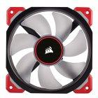 Вентилятор Corsair ML120 Pro LED (CO-9050042-WW), 120х120х25мм, 4-pin, чорний - зображення 3