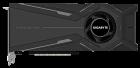 Gigabyte PCI-Ex GeForce RTX 2080 Ti Turbo 11G 11GB GDDR6 (352bit) (1545/14000) (Type-C, HDMI, 3 x Display Port) (GV-N208TTURBO-11GC) - изображение 1