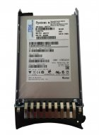 "SSD IBM IBM 50GB SATA 2.5"" HotSwap SSD - High IOPS (43W7714) Refurbished - зображення 1"