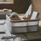Коробка с отделениями IKEA РАБЛА 903.481.24 - изображение 4