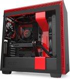 Корпус NZXT H710i Matte Black/Red (CA-H710i-BR) - зображення 17