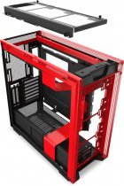 Корпус NZXT H710i Matte Black/Red (CA-H710i-BR) - зображення 8