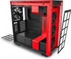 Корпус NZXT H710i Matte Black/Red (CA-H710i-BR) - зображення 9