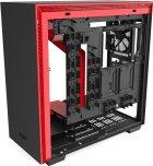 Корпус NZXT H710i Matte Black/Red (CA-H710i-BR) - зображення 11