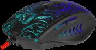 Мышь Defender Titan GM-650L RGB USB Black (52650) - изображение 6