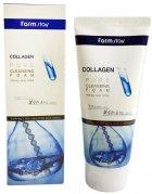 Пенка для умывания лица Farmstay Collagen Pure Cleansing Foam с коллагеном 180 мл (8809317289472) - изображение 1