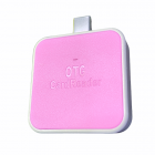 Перехідник з Type C SD card, usb, Micro Sd для планшетів і ноутбуків, рожевий - зображення 3