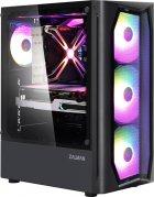 Корпус Zalman N4 TG Black (ZLMNN4) - зображення 3