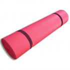 Коврик для фитнеса и йоги BeatsFit Home Красный 8мм (BFK-033) - изображение 1
