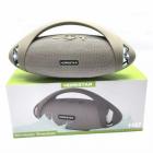 Портативная влагозащищенная Bluetooth колонка HopeStar H37 Gray - изображение 4