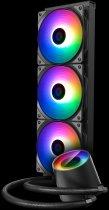 Система жидкостного охлаждения DeepCool Castle 360 RGB V2 - изображение 3
