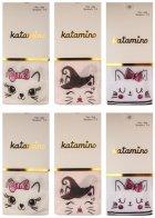 Колготки Katamino K60103 92-104 см 6 шт. Асорті (8680652377549) - зображення 1
