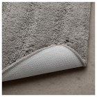Коврик для ванны IKEA EMTEN серый 304.228.76 - изображение 2